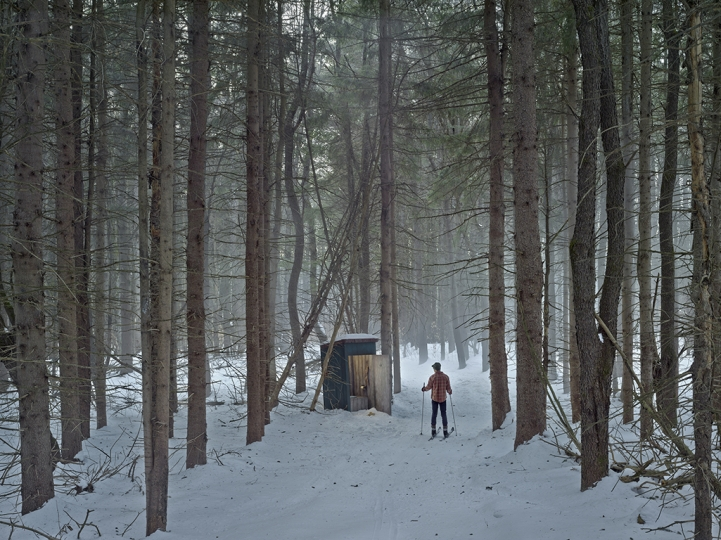 Cathedral of the Pines, 2014 © Gregory Crewdson. Courtesy Gagosian and Galerie Templon