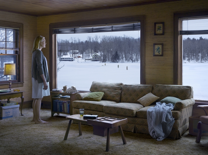 The Disturbance, 2014 © Gregory Crewdson. Courtesy Gagosian and Galerie Templon