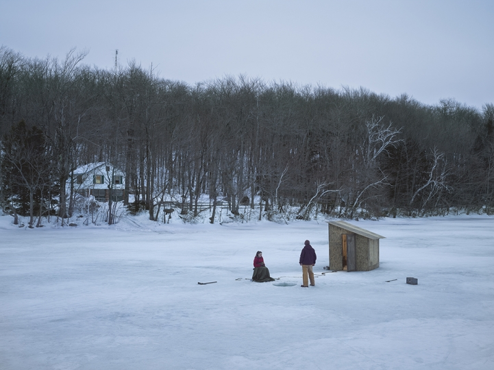 The Ice Hut, 2014 © Gregory Crewdson. Courtesy Gagosian and Galerie Templon