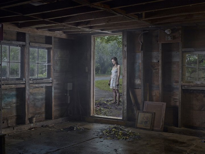 The Shed, 2013 © Gregory Crewdson. Courtesy Gagosian and Galerie Templon