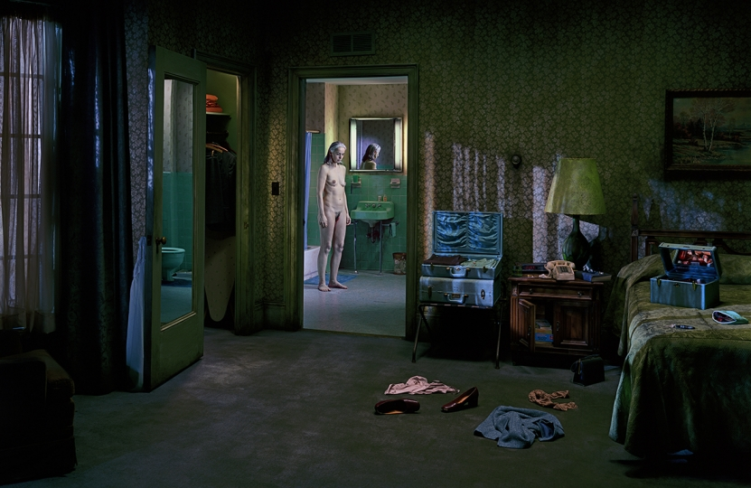 Blue Period, 2013 © Gregory Crewdson. Courtesy Gagosian and Galerie Templon