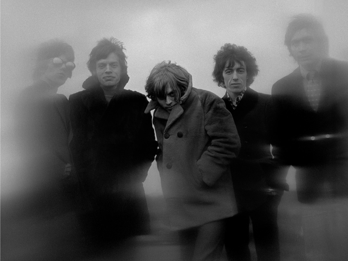 The Rolling Stones Backstage by Gered Mankowitz - The Eye of