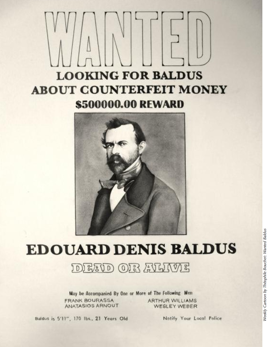 Edouard Baldus: an ingenious forger, renowned photographer, & neglected photogravurist