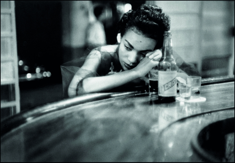 Cuba, Havana, 1954 Bar girl in a brothel in the red light district. © Eve Arnold / Magnum Photos