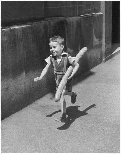 Willy Ronis, Le Petit Parisien, 1952 © Willy Ronis