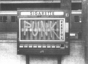 Antonio Amato, Genova's punk scene in the 80's