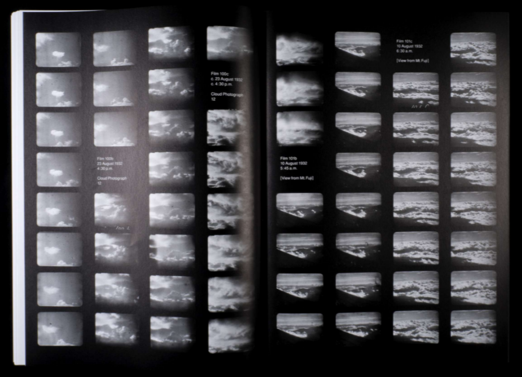 Masanao Abe, The Movement of Clouds around Mount Fuji © Spector Books
