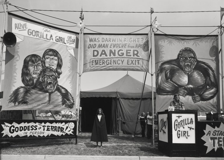Randal Levenson, In Search of the Monkey Girl and other works