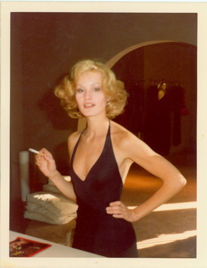 Jessica Lange, Paris, 1974. Photograph by Antonio Lopez. © Copyright The Estate of Antonio Lopez and Juan Ramos, 2012