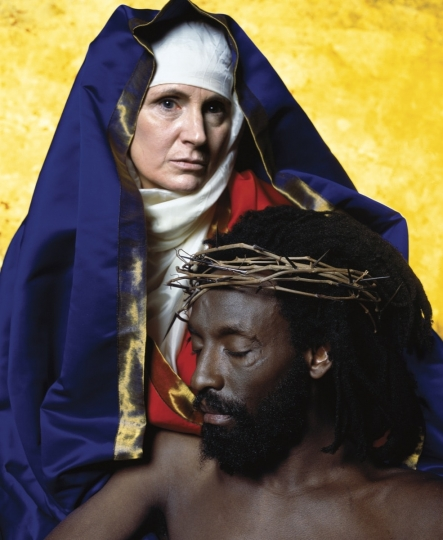 The Other Christ (The interpretation of Dreams), 2001 © Andres Serrano