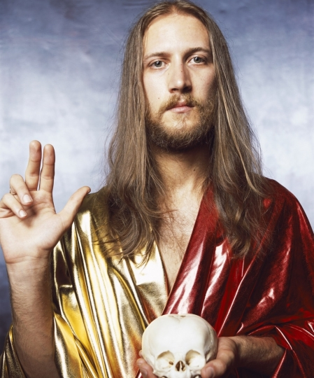 Salvator Mundi (Holy Works), 2011 © Andres Serrano