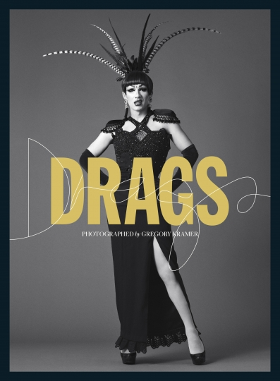 Drags cover, Gregory Kramer