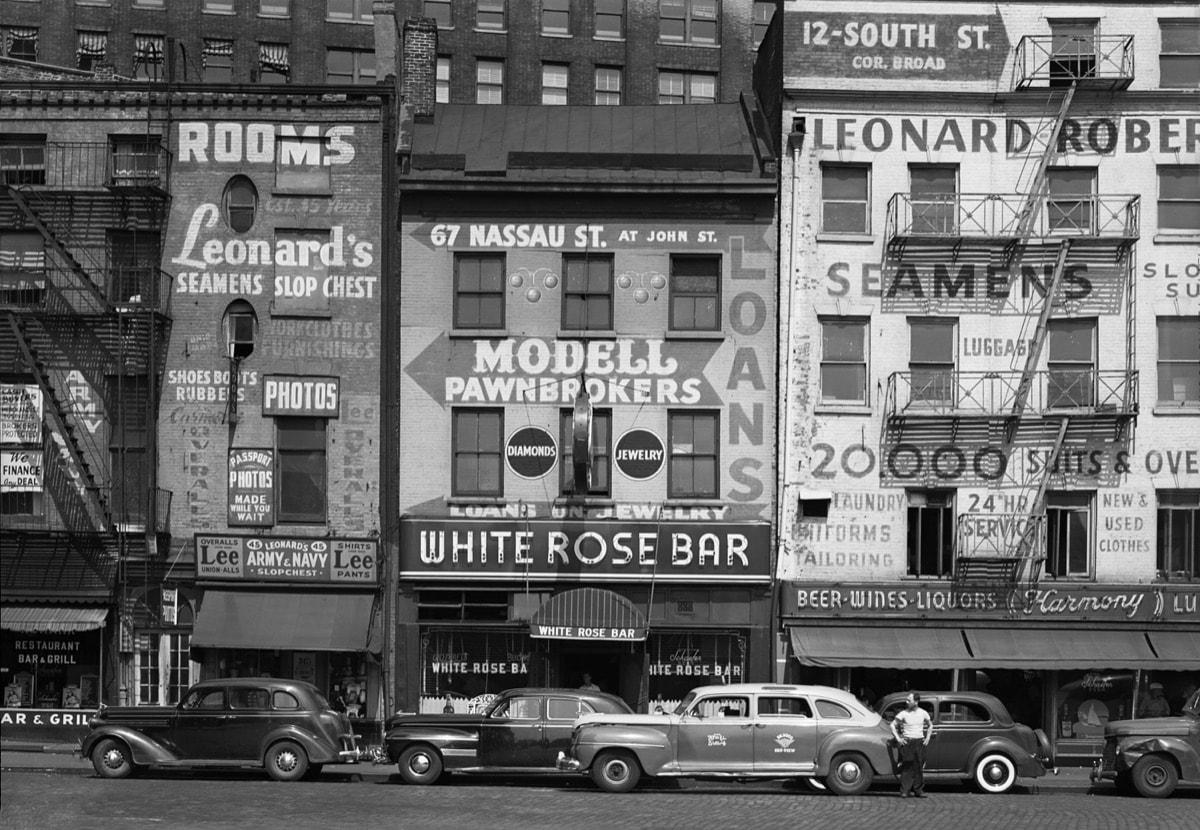A City Seen Todd Webb S Postwar New York The Eye Of Photography
