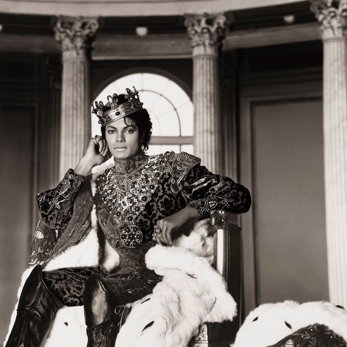 Michael Jackson 1985: Hollywood Royale: Out Of The School Of Los Angeles