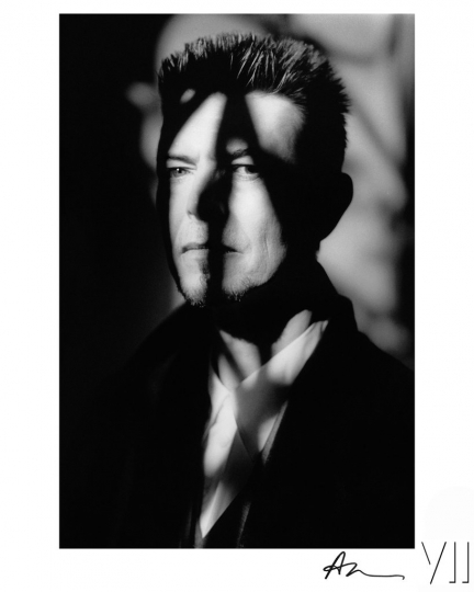 Antonin Kratochvil, David Bowie, New York City, 1997. © Antonin Kratochvil