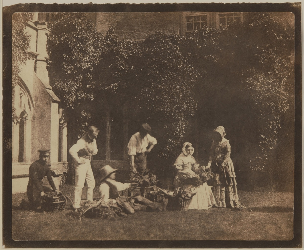What Fox Talbot Could Have Done With >> William Henry Fox Talbot And The Promise Of Photography The Eye Of