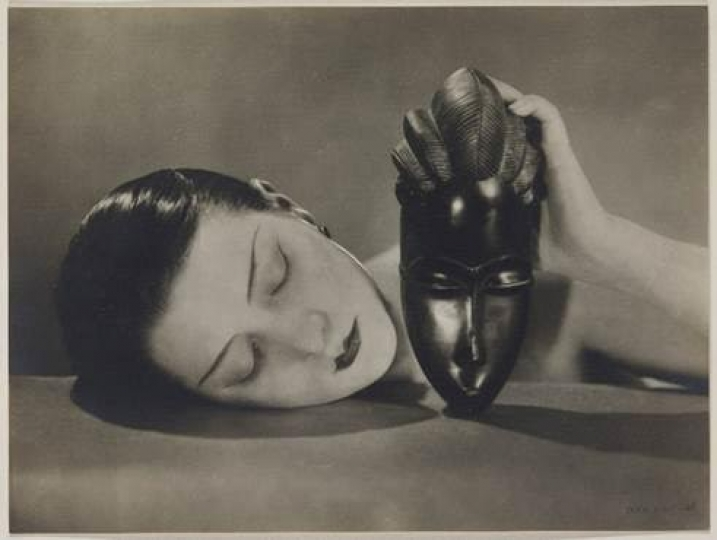 Man Ray, Noire & Blanche, 1926 © Christie's Paris & Private Collection