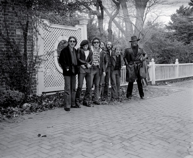Bruce Springsteen and the E Street Band, Haddonfield. NJ, 1978.