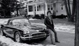 40 years of Bruce Springsteen in pictures