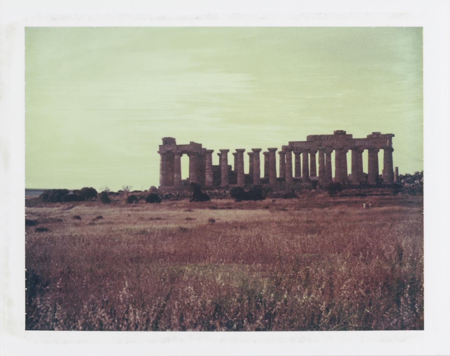 Les Polaroids d'Italie de François Halard