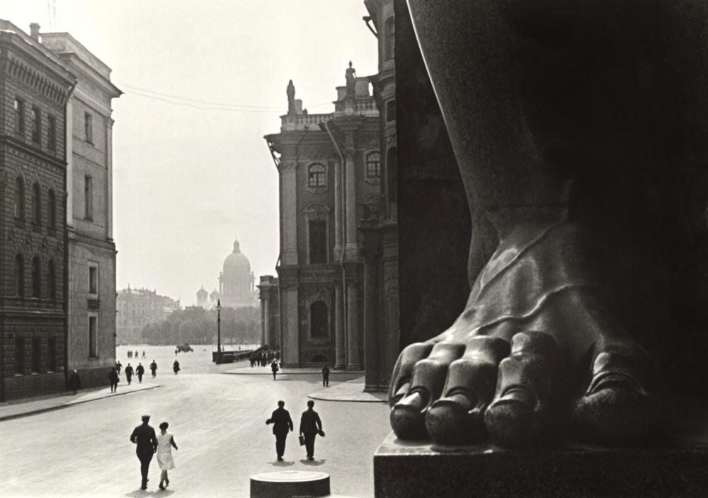Boris Ignatovich, maître de l'avant-garde photographique russe
