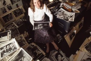 Farewell Bobbi Baker Burrows: death of a mythical picture editor