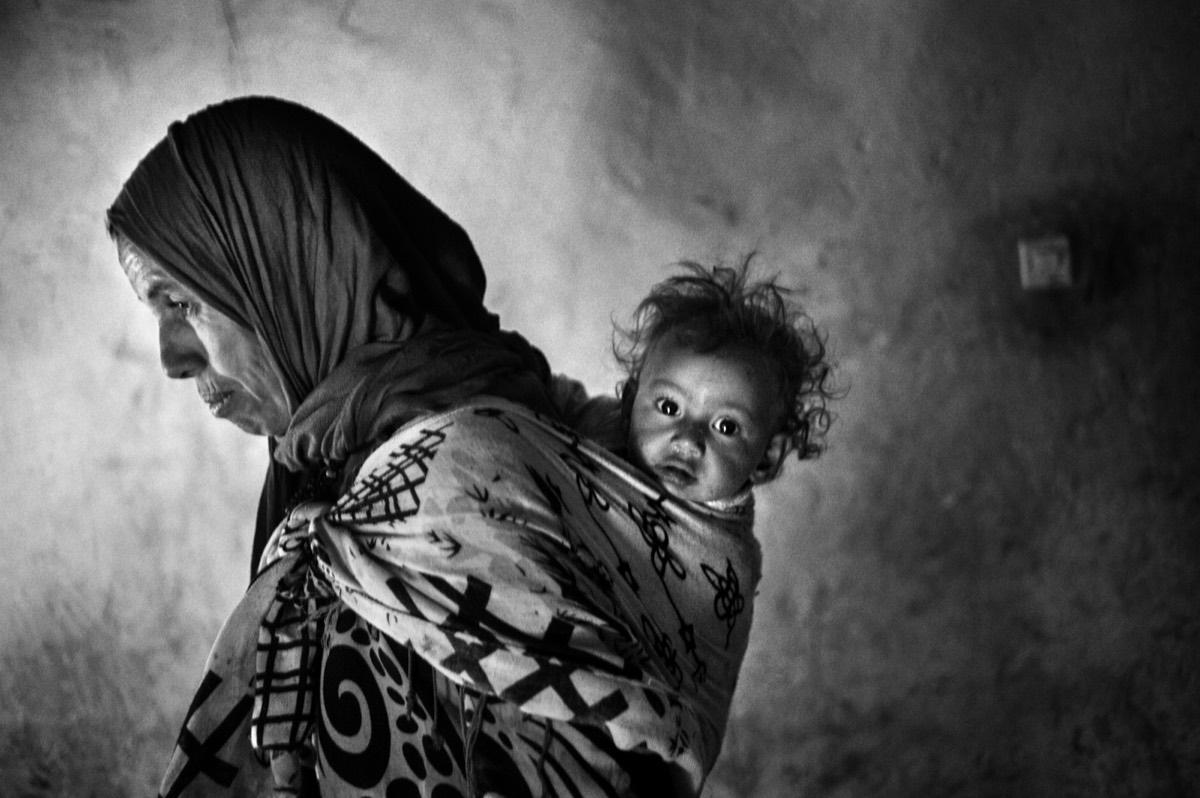 Ferhat Bouda's Berbers