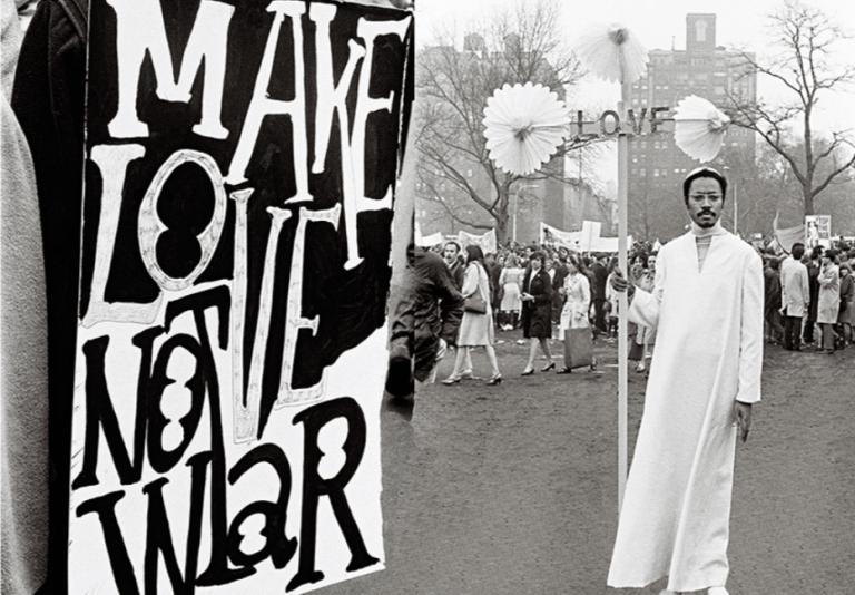 Claude Guillaumin, New York 1967-1968