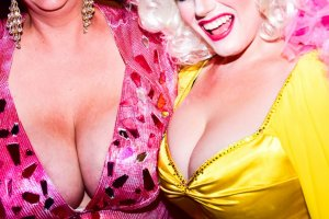 Dollypalooza, Dolly Parton performers, by Dolly Faibyshev