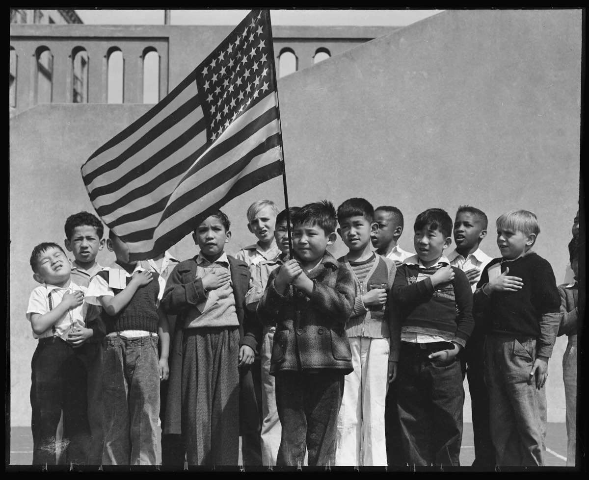 the implication of the japanese interment during the second world war B the buildup of world war ii and the development of united states foreign  policy 158 c the impact of world war ii on the japanese and italian  americans.