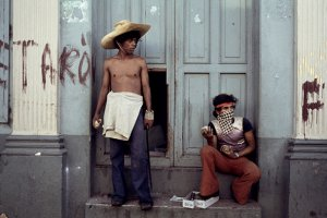 On the Frontline: Susan Meiselas's diary