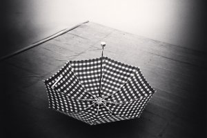 The silent nature, through Michael Kenna's Holga