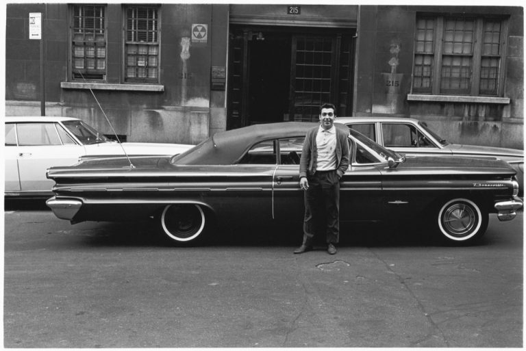 Lower East and Upper West: New York Photographs 1957–1968