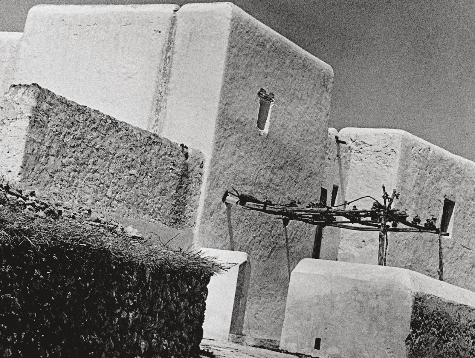Ibiza et son architecture classique vue par raoul for Architecture et son