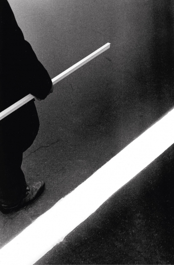 The Perfect Future © Ralph Gibson, Courtesy Galerie Thierry Bigaignon