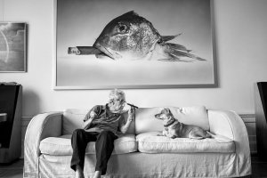 Elliott Erwitt, 89, and still the same freshness