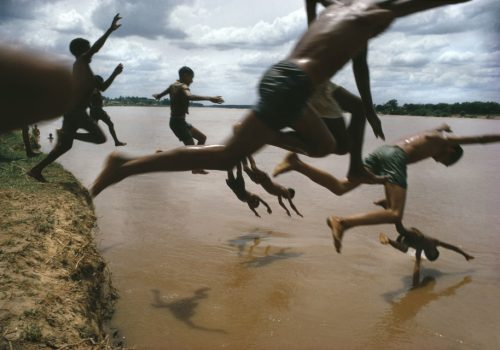 Bruno Barbey, Witness of Things Past