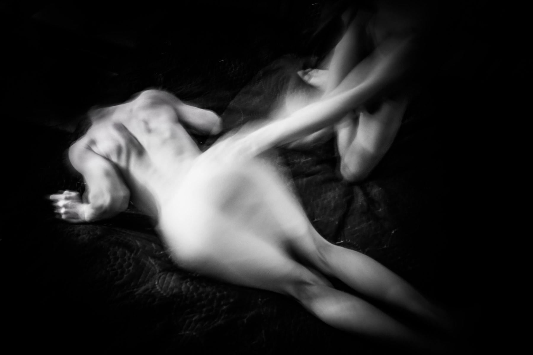 Секс у ночи