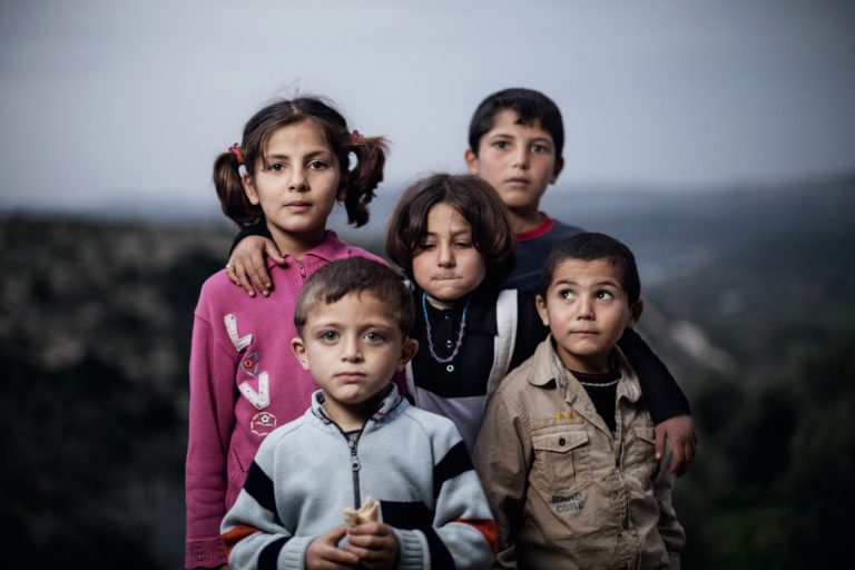 Photographs of Syrian refugees in Turkey, by Nish Nalbandian