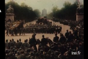 Video – The funeral of Victor Hugo in photography