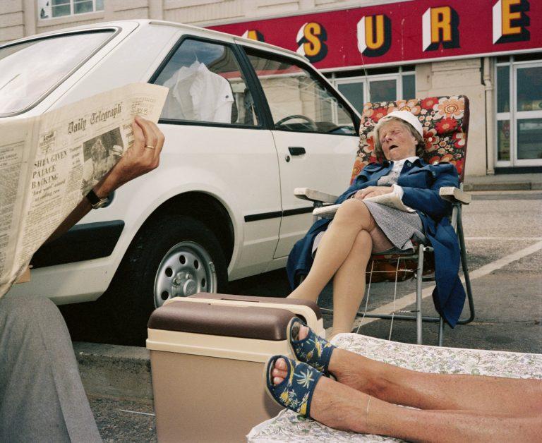 Les premières photographies de Martin Parr (1971-1986)