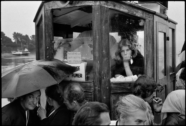 La Bretagne par Guy Le Querrec, conteur d'images