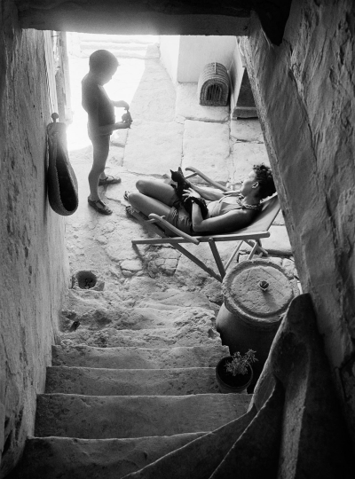 Gordes, 1949© Ministère de la Culture – MAP, dist. RMN-GP, donation Willy Ronis