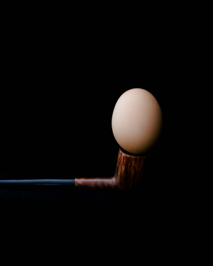 Egg & Pipe © Cosimo Cella