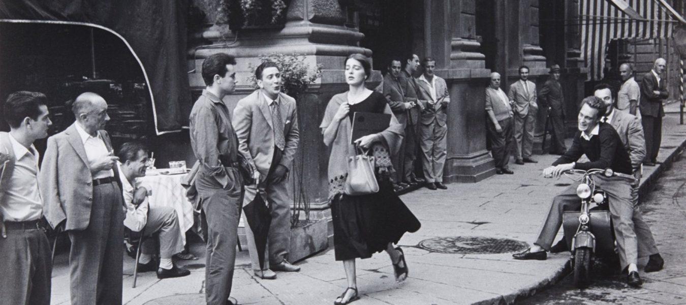 Ninalee Allen Craig, la femme dans la célèbre photo de Ruth Orkin à Florence, est morte