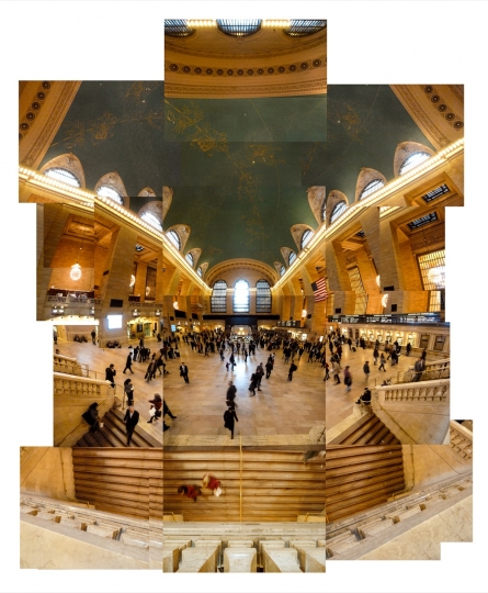 Grand Central Station, New York © Gilles Decamps