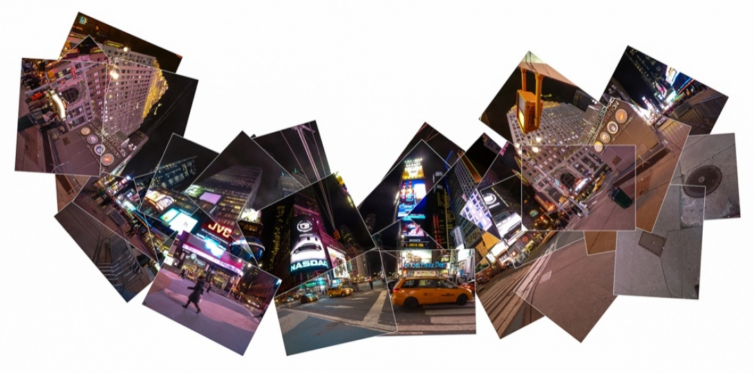 Times Square 360 Degres © Gilles Decamps