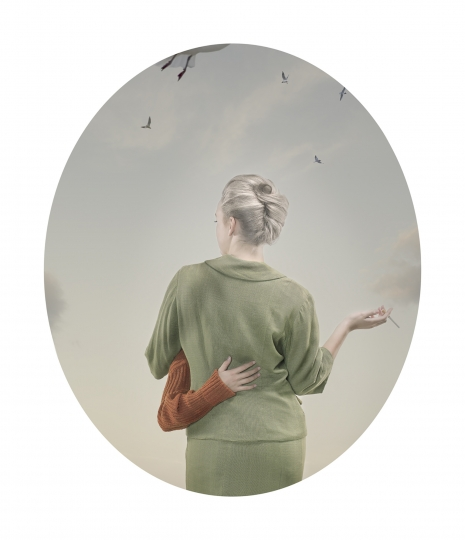 Melanie, the birds © Ole Marius Joergensen