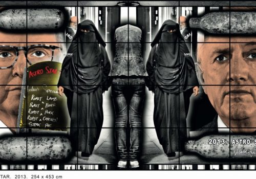 Gilbert & George : The Great Exhibition, 1971-2016