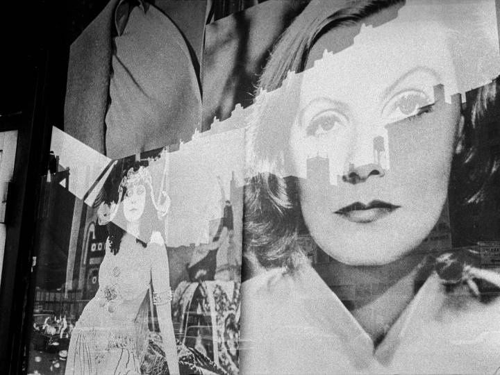 Greta Garbo Movie Poster, 1966 © HaroldFeinstein, Courtesy Galerie Thierry Bigaignon
